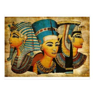 Postal Egipto antiguo 3