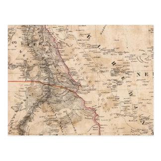 Postal Egipto, Sudán, África 2