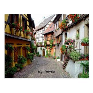 Postal Eguisheim -