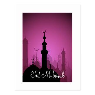 Postal Eid Mubarak Eid feliz
