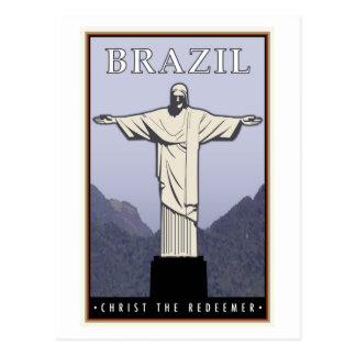 Postal El Brasil