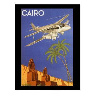 Postal El Cairo