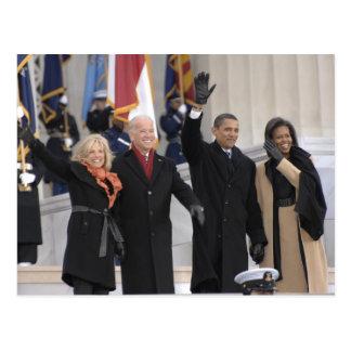 Postal El ^ de Obamas el Bidens