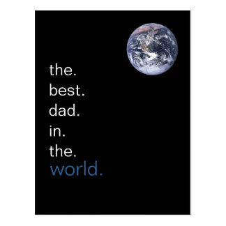 Postal El día de padre