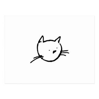 Postal EL Gato