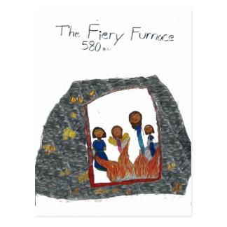 Postal El horno de Firey
