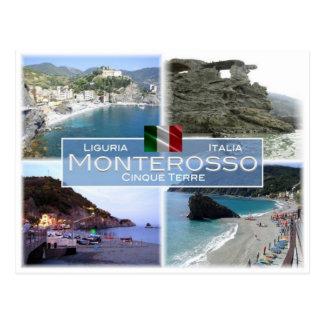 Postal ÉL Italia - Liguria - Monterosso -