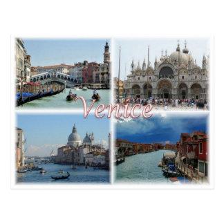 Postal ÉL Italia - Venecia Venezia -