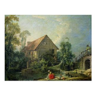 Postal El molino, 1751