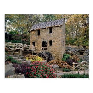 Postal El molino viejo Little Rock del norte Arkansas