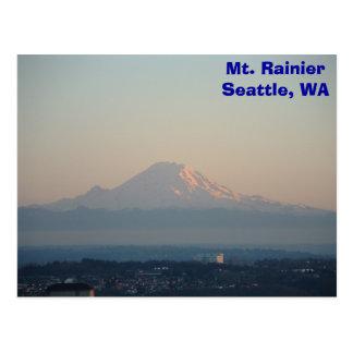 Postal El Monte Rainier