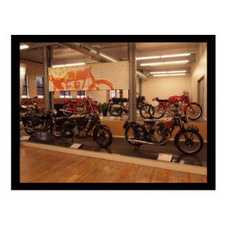 Postal El museo St. Louis Missouri de MOTO