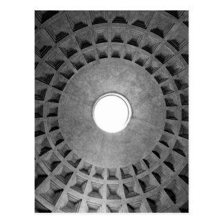 Postal El oculus