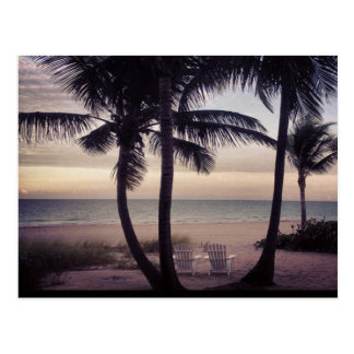 Postal El paraíso del Beachcomber