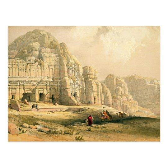 Postal El Petra, el 8 de marzo de 1839, platea 96 del
