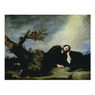 Postal El sueño de Jacob, 1639