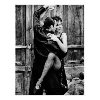 Postal El tango
