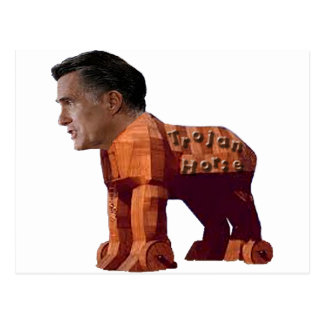 Postal El Trojan Horse