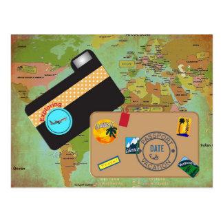 Postal El Vacationing