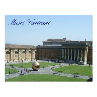 Postal El Vatican