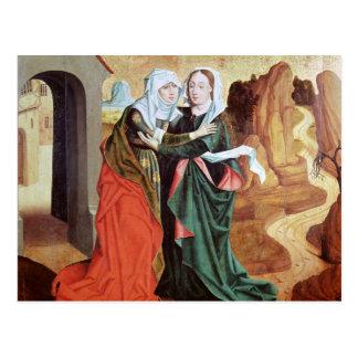 Postal El Visitation, c.1460
