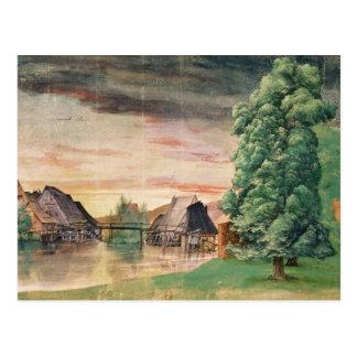 Postal El Watermill, 1495-97