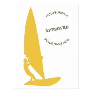 Postal El Windsurfing aprobado