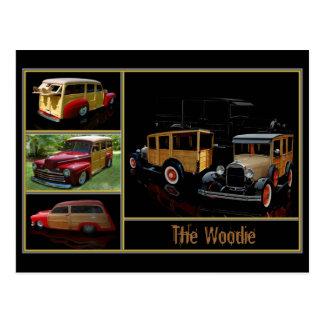 Postal El Woodie