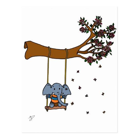 POSTAL ELEPHANT