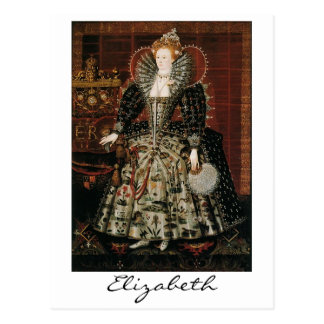 Postal Elizabeth I