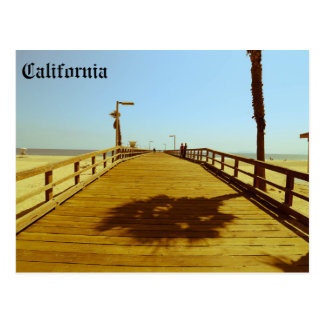 Postal Embarcadero de California