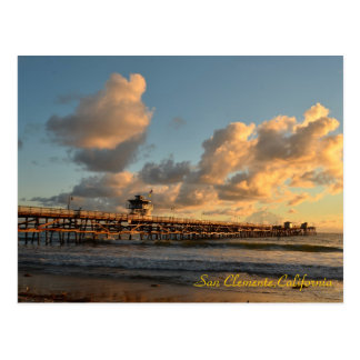 Postal Embarcadero de San Clemente California