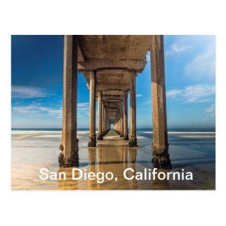 Postal Embarcadero de Scripps en San Diego, California