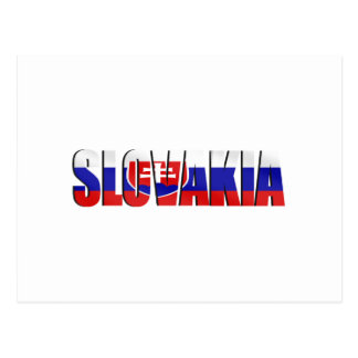 Postal Emblema del logotipo de Eslovaquia para Slovaks
