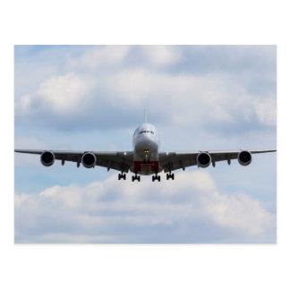 Postal Emiratos Airbus A380