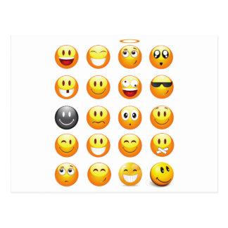Postal emojis