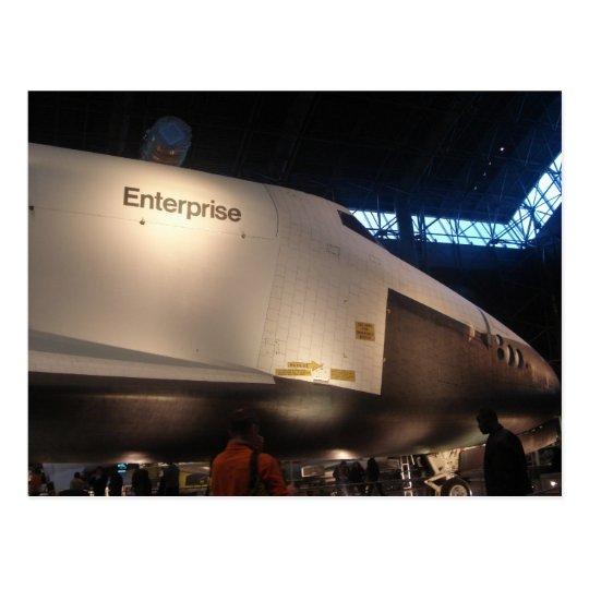 Postal Empresa del transbordador espacial