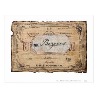 Postal Encanto el | Bezoars de Harry Potter