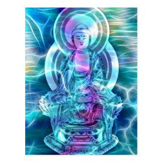 Postal Energía 6 de Buda