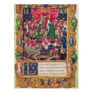 Postal Enrique II