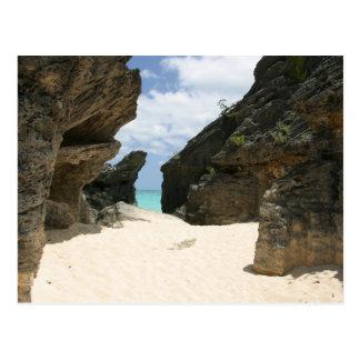 Postal Ensenada Bermudas de Jobsons