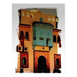 Postal Entrada, Túnez, África del Norte