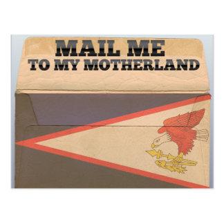 Postal Envíeme a American Samoa