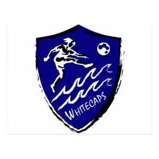 Postal Equipo del fútbol de las mujeres de Whitecaps