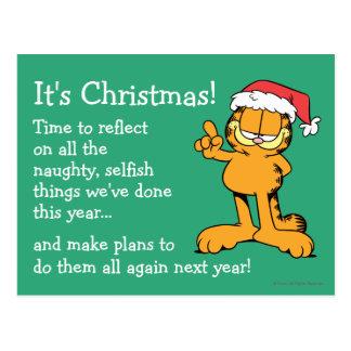 Postal ¡Es navidad!