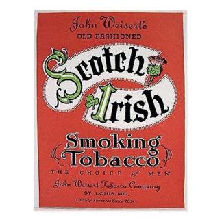 Postal Escocés-Irlandesa del tabaco