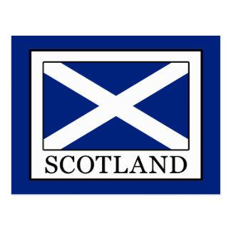 Postal Escocia