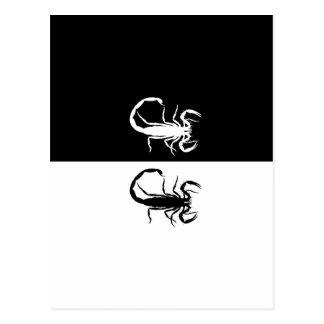 Postal escorpiones