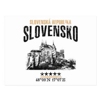 Postal Eslovaquia