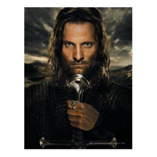 Postal Espada de Aragorn abajo